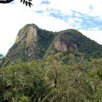 Madagascar Mount Vatovavy-sacred mountain